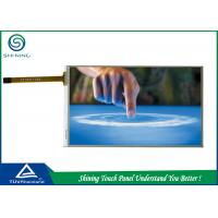 China LCD Display 4 Wire Touch Screen Panels 5.2 Inch With ITO Film And ITO Glass wholesale
