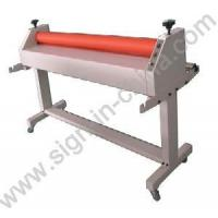 China 1300mm (51) Simple Electric Cold Laminators (FMJ-1300-II) on sale