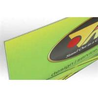 China UV Treated Correx Plastic Sheet , Full Color Printing Correx Signage For Outdoors Various Sizes on sale