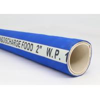 China Heavy Duty Rubber Fabric Braided Food Suction Delivery Rubber Hose wholesale