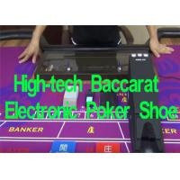China Baccarat Electronic Poker Shoe System to Change Poker Results wholesale