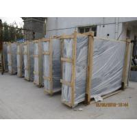 China Blue Limestone Slabs on sale