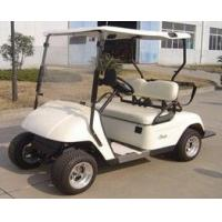 China Eco-Friendly Two People Fully Electric Golf Carts , Trojan Battery Low Speed Electric Vehicles on sale