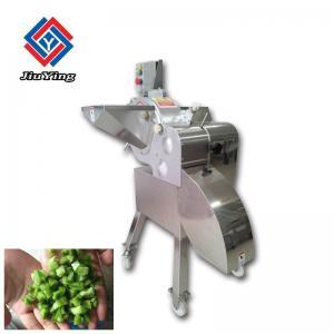 China Stainless Steel Mango Cutting Machine,  Onion Cassava Dicing Machine wholesale