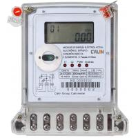 China Commercial 2 Phase Electric Meter 3 Wire Electricity Prepaid Meter on sale