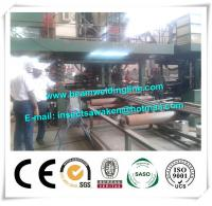 China 1600mm Orbital Tube Welding Machine , Submerged Arc Welding Machine wholesale