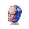 China Bicycle Soft Fadeless UV  Headwear Bandana With Burning Cloud Logo wholesale