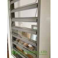 Louvre Vent, Aluminum Glass Louvered windows With Hurricane-proof,shutters,Jalousie louver