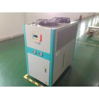 China Industrial Air Cooling Chiller With Double Compressors For Plastic Processing on sale