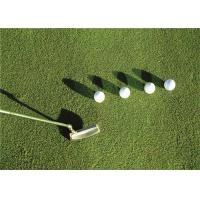 China Autumn Spring Sport Putting Green Artificial Golf Grass With Shock Pad Grassland wholesale
