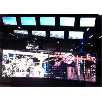 China 110 Inch Touch Screen Monitors , Interactive Touch Screens For Exhibition Room wholesale