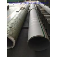Buy cheap TP347 DIN 1.4550 Stainless Steel Pipe TP347H Welded SS Pipes For Heat Exchangers from wholesalers