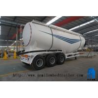 China 60T Bulk Fly Ash Trailer for sale   | Titan Veihicle on sale