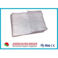 China Mesh Spunlace Non Woven Gauze Swabs For First Aid At Daily Life wholesale