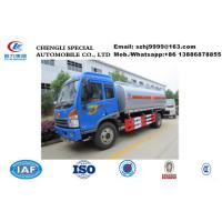 China Good quality China FAW 6 wheel 10000 liters crude oil truck for sale, Wholesale FAW brand 4*2 LHD fuel tank truck wholesale
