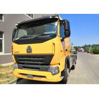Buy cheap 420 HP Horsepower Prime Mover Truck Euro 4 Standard 400L Fuel Tank Tractor Head from wholesalers