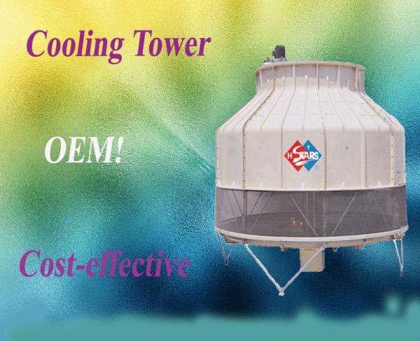 effective cooling tower\/Hstars water cooling tower\/industrial cooling ...