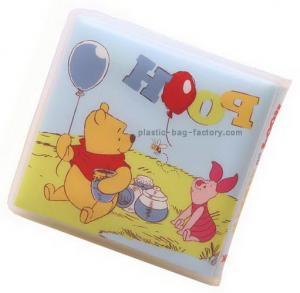 China Custom Soft EVA Washable Baby Bath Book Kids Shower Bath Story Book on sale