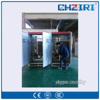 China Customized VFD speed control panel cabinet for water treatment industrial, bowing machine, submersible pump etc. wholesale