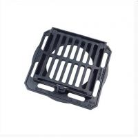 China Anti-theft Hinged Gully Grid Cover 280mm for Inspection Chamber - B125 Load Class wholesale