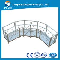 China ZLP630 U type suspended platform for high rise builidng work to india wholesale