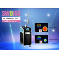 China Carbon Peel ND Yag Laser Machine For Birth Mark / Otas Nevus / Speckle Removal wholesale