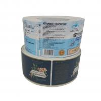 China Roll Sticker Label CMYK Color Printed Custom Design Paper Card Printing OEM China Factory Price wholesale