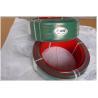 China Conveyor PU V Belt With Super Grip / Transmission Polyurethane V Belt Top Green PVC wholesale