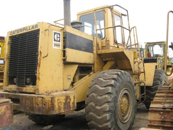 Quality Various models of the original used wheel loader 966D for sale
