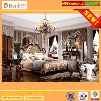 China (BK0109-0008)BISINI Brand New Bedroom Furniture, Antique Royal Luxury Bedroom Furniture Set, King Size Bed Nightstand wholesale