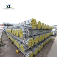 China Accurate Dimension Replacing Galvanized Pipes Environmental Friendly Customizable on sale