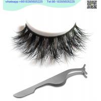 Wholesale fake eyelashes good quality 3d mink eyelash private label 3d Siberian mink lashes
