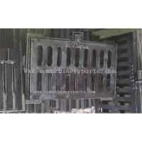 China OEM High Quality Ductile Cast Iron Channel Gully Grating For Sale wholesale