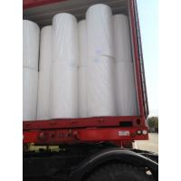 China White PP / PET Polypropylene Spunbond Nonwoven Fabric wholesale