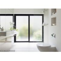 China Windows / Doors Temporary Frosted Glass , Acid Etched Glass Free Sample Available wholesale