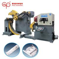 China Hydraulic Metal plate straightening machine Rolling Car Front Window Lower Panel wholesale
