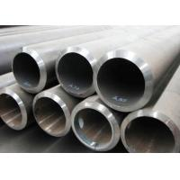 China Hot Rolled Alloy Steel Tube P11 Black Bright Smooth Surface ASTM A335 wholesale