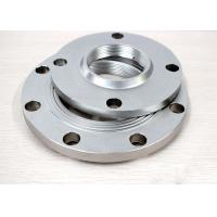China Silver Color Duplex Stainless Steel Flanges 2205 / Weld Neck Flange ANSI B16.5 on sale