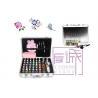38 Colors Tattoo Pigment Temporary Glitter Tattoo Kit with Mini Air Compressor