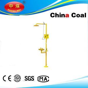 China china coal Stainless steel combination emergency eye wash wholesale