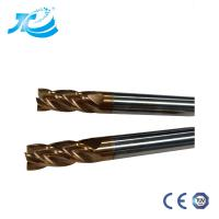 China CNC Milling Tools Solid Carbide Endmills Tungsten Carbide End Milling Cutter wholesale