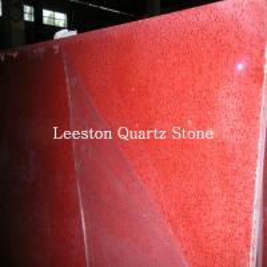 China cheap prices artificial quartz rose red quartz stone wholesale