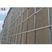 5mm Hesco Bastion Wall Mil 7 For Military Exercise Steel Wire Material