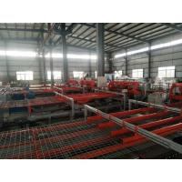 China Width 1200mm Automatic Chicken Cage Mesh Welding Machine For Domestic animals wholesale