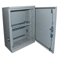 China Wall Mountable Small Size Standard Network Server Cabinet For Network Center Telecom Room on sale