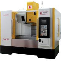 China CNC Vertical Computer Numerical Control Machines with Belt Driven Spindle wholesale