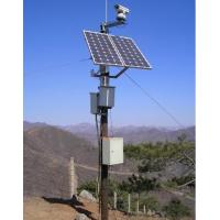 China Customized Solar Monitoring System Solar Powered camera 24hours working per day wholesale