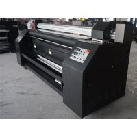China Large Format Roll To Roll Polyester / Cotton Fabric Printing Machine 50Hz / 60Hz on sale