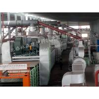 China Full Automatic Mineral Fiber Board Production Line CE / ISO Certification wholesale