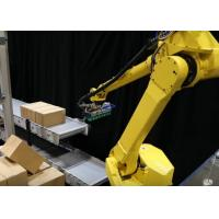 China Robot Palletizing System / Automatic Palletizer Machine For Sheet Materials Stacking wholesale